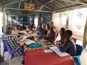 Mission de mars à Ouaga