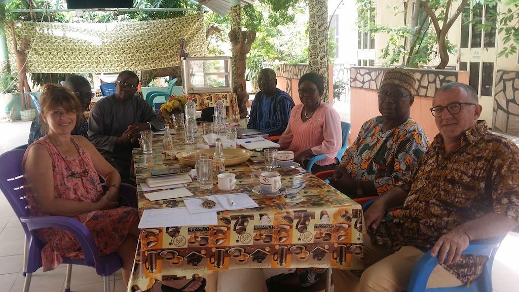 Rencontre avec des retraités de la BICIAB