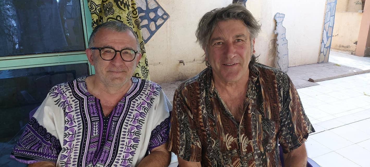 Jean-Michel et Gérard