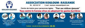 Kouloum Rassande et COVID19