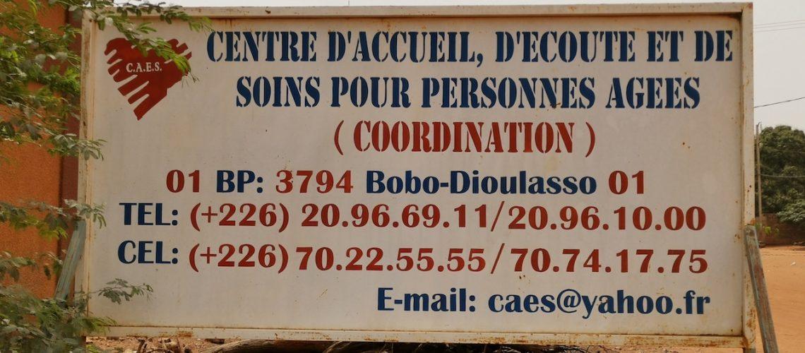 Centre de soins à Bobo Dioulasso